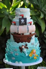 my fave tiered pirate cake ever by karen keaney of bows u0026 roses