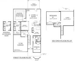 single story house plans with 2 master suites lofty ideas 7 two on