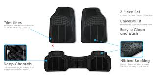 nissan rogue floor mats pu leather car seat covers w floor mats for split bench