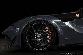 Ferrari F12 Specs - spanish tuning firm bengala reveals ferrari f12 caballeria