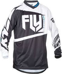 bike riding gear 2017 fly racing f 16 jersey mx atv motocross off road dirt bike