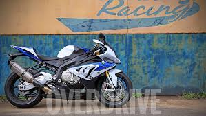 bmw s1000rr india bmw s1000rr hp4 ride overdrive