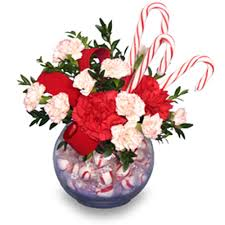 Candy Bouquet Delivery Wylie Flower And Gift Peppermint Posies Candy Bouquet Same Day
