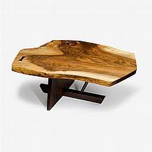 George Nakashima Desk View George Nakashima Art Prices And Auction Results