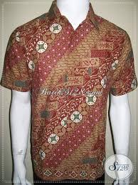 Baju Muslim Dewasa Ukuran Kecil kemeja batik ukuran s kecil batik pria klasik modern ld310ctc s