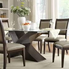 Bases For Glass Dining Room Tables Rectangular Glass Dining Table Vittorio Greggoti Walnut And Glass