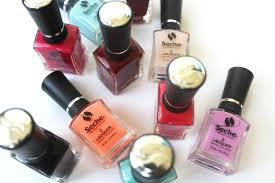 seche premier colour nail lacquer first impression u0026 review