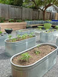 wooden garden planters ideas landscape craftsman with wood trellis