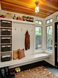 Mudroom Cabinets by Mudroom Storage Cabinets Creative Mudroom Storage Solution