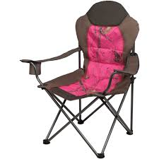 Oversized Red Chair Mossy Oak Outfitter Deluxe Chair Pink Walmart Com