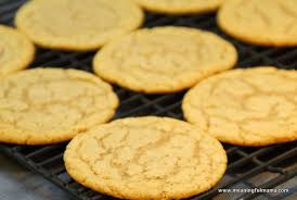 eggnog sandwich cookies with land o lakes butter