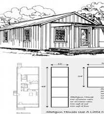 Shotgun Floor Plans New Home Floor Plans