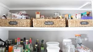Pantry Shelf Pantry Organization Tips Ask Anna