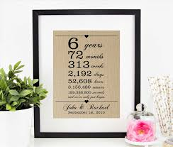 6th wedding anniversary gift traditional gift for 6th wedding anniversary topweddingservice