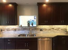 aluminum kitchen backsplash customer installations from testimonials