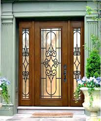 front doors with side lights fiberglass entry doors with sidelights fiberglass front door with