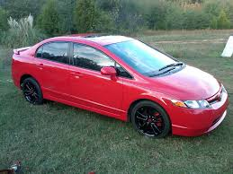 custom honda civic si dieseldog123 2008 honda civicsi sedan 4d specs photos