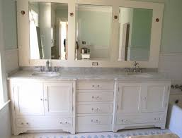 bathroom double sink vanity mirrors freestanding bathroom