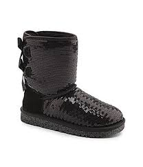 womens ugg boots dillards sparkle bailey bow uggs on the hunt