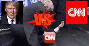 Cnn Meme - cnn blackmailed u s citizen into apology over trump meme argues