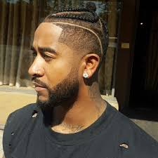 omarion pulls off three hairstyles in one instagram post