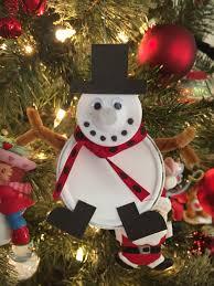 christmas craft ornament snowman made from tea lights u0026 metal