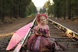 pink camo tutu gown little blooms