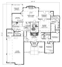 Floor Plans For Small Houses With 3 Bedrooms Best 25 Mediterranean House Plans Ideas On Pinterest