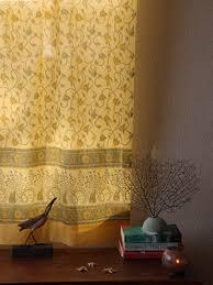 Saffron Curtains Bohemian Curtains Moroccan Curtains India Curtains