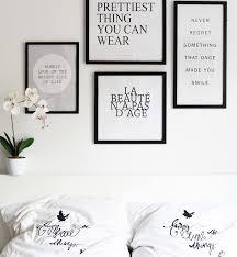 Schlafzimmer Queen Unsere Bilderwand Im Schlafzimmer Fashiioncarpet