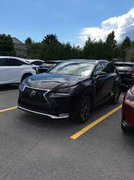 lexus suv 2016 nx new 2016 lexus nx 200t 6a for sale in kingston lexus of kingston