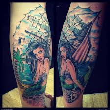 mermaid tattoo tattoo artists org