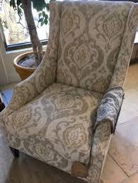 Arhaus Slipcover The Plazza Chair In Raffia Fabric Arhaus Accent Chairs