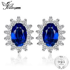 kate middleton s earrings jewelrypalace princess diana william kate middleton s 1 5ct blue