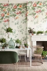green wallpaper room little greene paint blog