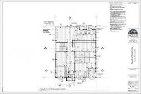 Floor Plan Database Typical Floor Framing Plan Unique House Conceptual Advanced