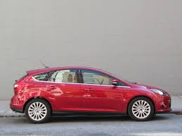 2012 ford focus titanium first drive review