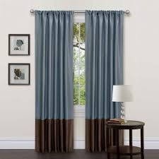 interior fancy decorating ideas using red loose curtains and mesmerizing home interior with modern curtain ideas enchanting design ideas using blue brown loose curtains
