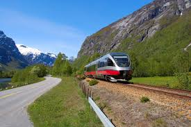 getting around by train official travel guide to norway