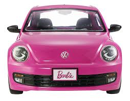 volkswagen pink barbie volkswagen beetle dolls amazon canada
