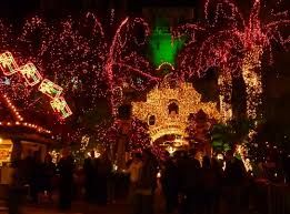 the mission inn riverside ca at christmas california travel