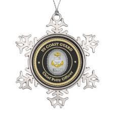 chief petty officer ornaments keepsake ornaments zazzle