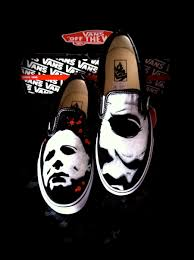 myer s boots 4 vans michael myers by verybadthing deviantart com on