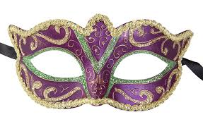 mardi mask venetian masquerade party mardi gras mask