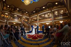 disney cruise wedding deanna michael disney cruise line wedding on the disney