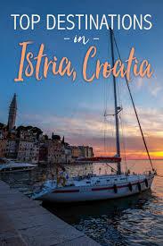 destinations in istria