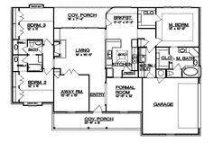 Impressive Design Rambler Floor Plans Impressive Design 8 Rambler House Plans With Spll 1970s Split