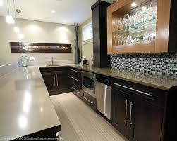 Kitchen Countertop Material Options Recycled Countertop Materials Home Decor