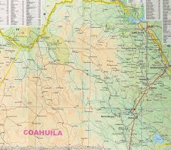 Map Of Sonora Mexico by Map Of Northeastern Mexico Itm U2013 Mapscompany