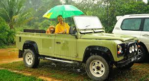 land rover defender safari borneo 4x4 adventures i am getting a new land rover umbrella